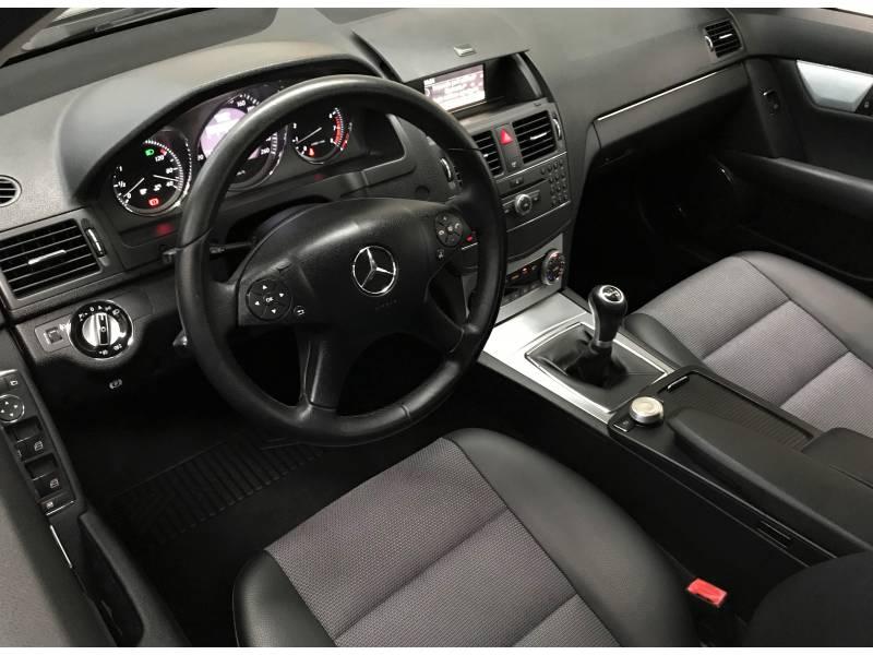 Mercedes-Benz Clase C 180 Kompressor 156cv Blue Efficiency