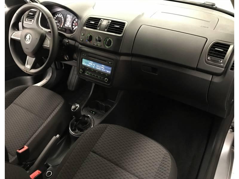 Skoda Roomster 1.6 TDi CR 90cv Ambition