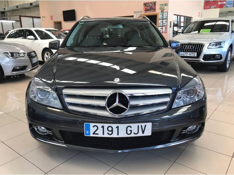 Mercedes-Benz Clase C 320 CDi  225cv 7G-Tronic Estate Avantgarde