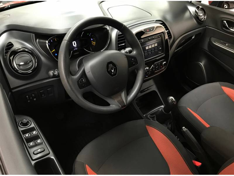 Renault Captur (VENDIDO)
