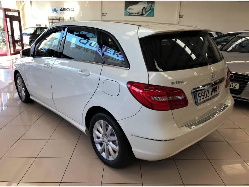 Mercedes-Benz Clase B 180 CDI 110cv