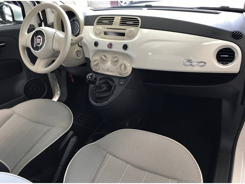 Fiat 500 1.2i 70cv Lounge