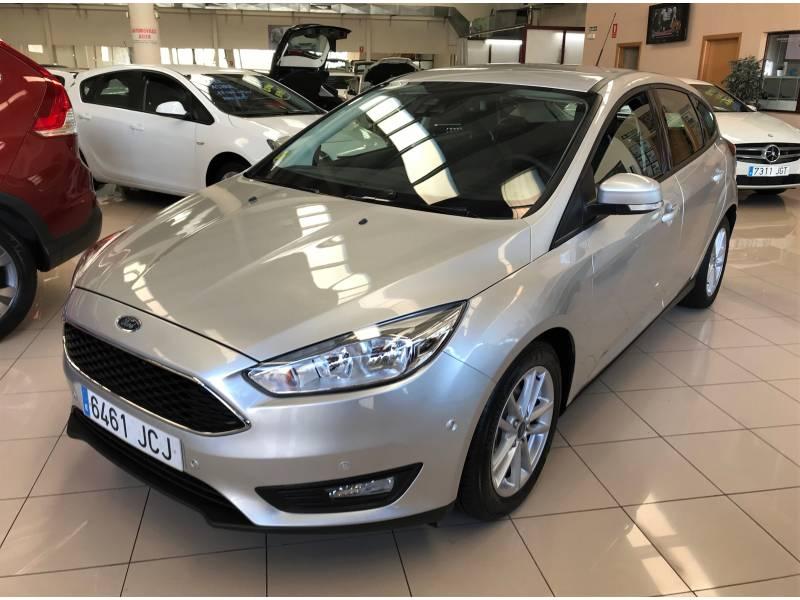 Ford Focus (VENDIDO)