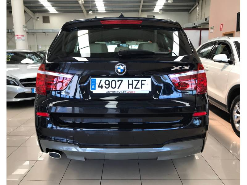 BMW X3 xDrive20d Pack M