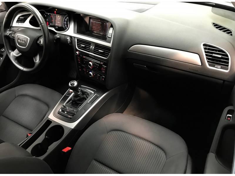 Audi A4 2.0 TDI 150cv Avant S Line Edition