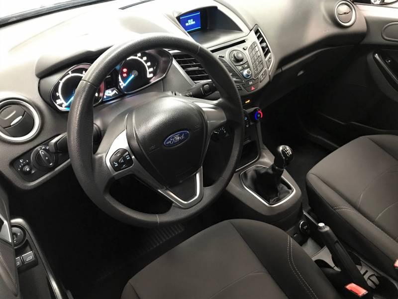 Ford Fiesta 1.6 TDCi 95cv Trend 5p