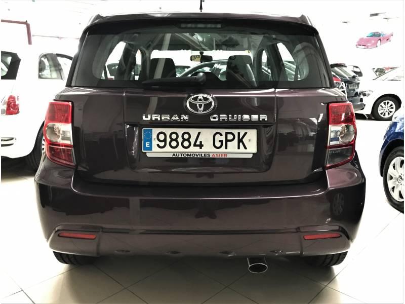 Toyota Urban Cruiser (VENDIDO)