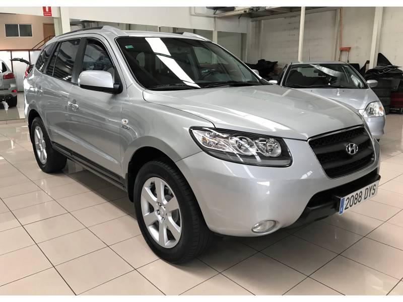 Hyundai Santa Fe (VENDIDO)