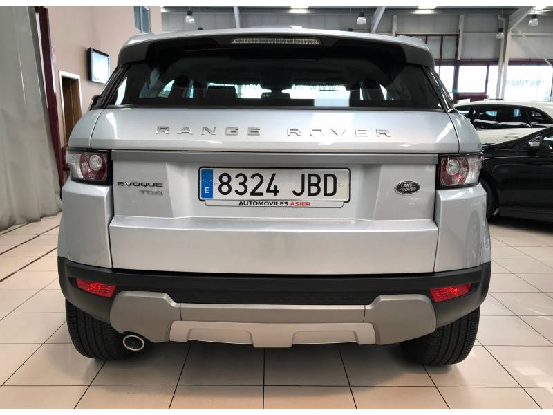 Land Rover Range Rover Evoque 2.2 TD4 150cv 4x4  Aut. Pure Tech