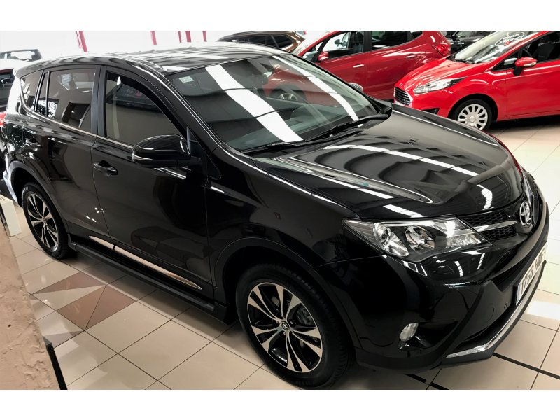 Toyota Rav4 2.0d 125cv Advanced