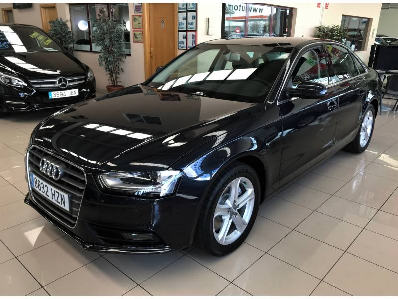 Audi A4 2.0 TDI 150cv Advanced edition