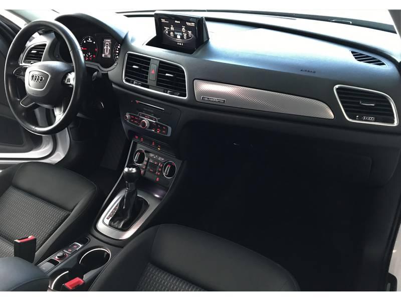 Audi Q3 2.0 TDI 150cv quattro S-Tronic Design edition