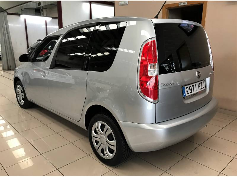 Skoda Roomster 1.6 TDi CR 90cv Ambition