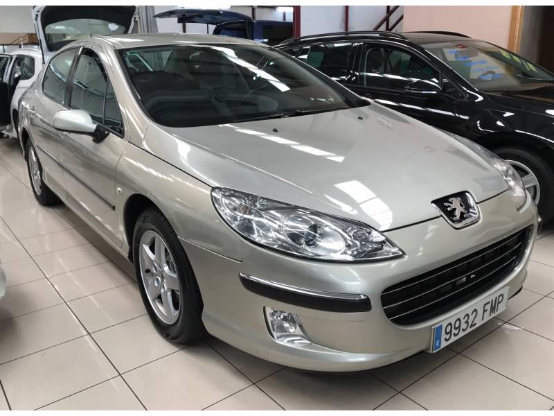 Peugeot 407 2.0 HDI 136cv 6vel ST Confort