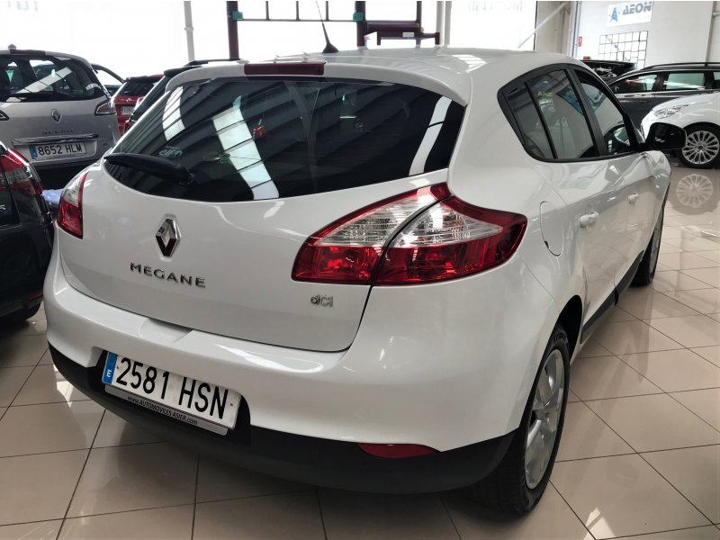 Renault Mégane dCi 110 eco2 Business