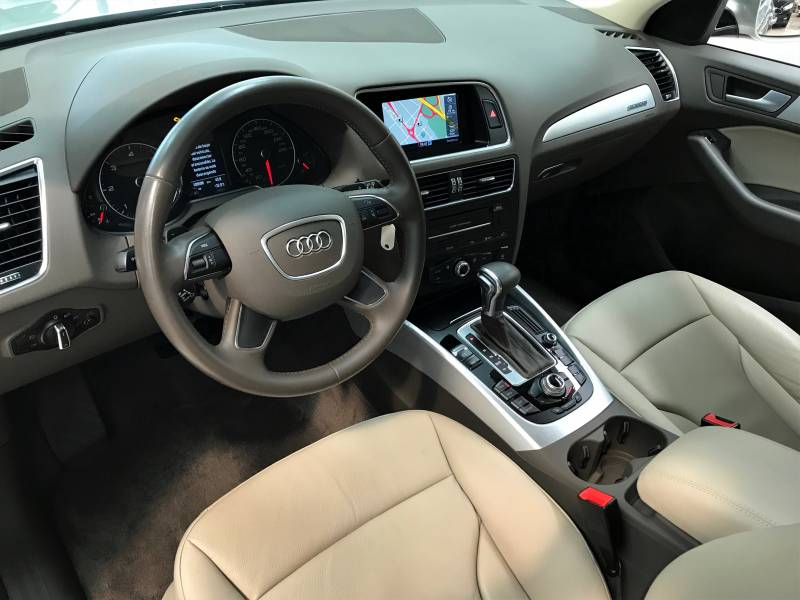Audi Q5 2.0 TDI 177cv quattro S-Tronic Advanced edition