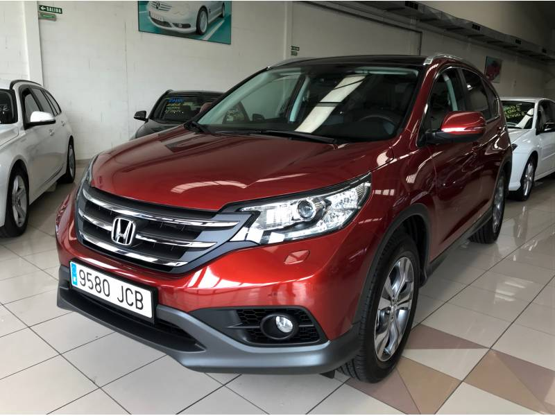 Honda CR-V 2.2 i-DTEC 150cv 4x4 Executive