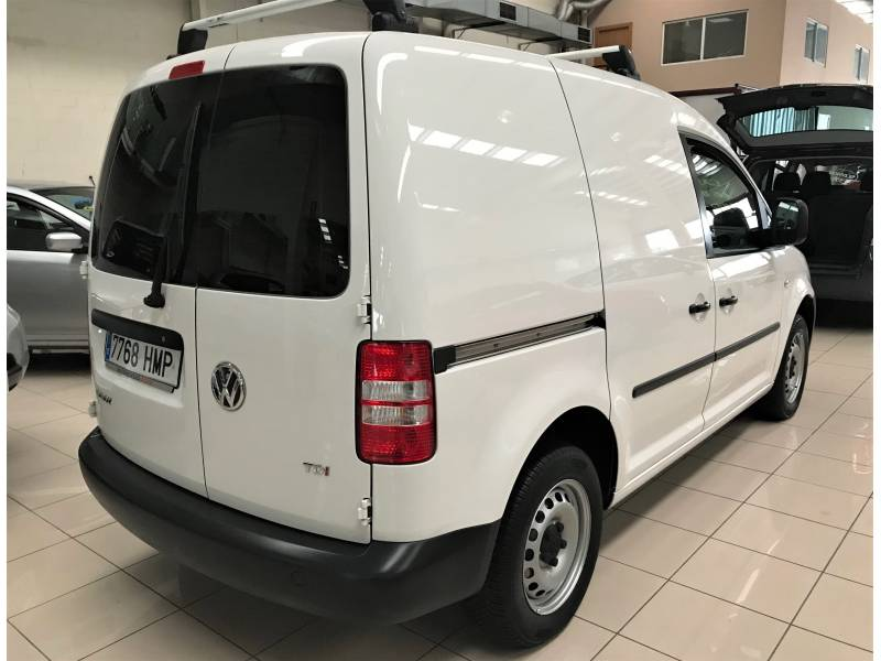 Volkswagen Caddy (VENDIDO)