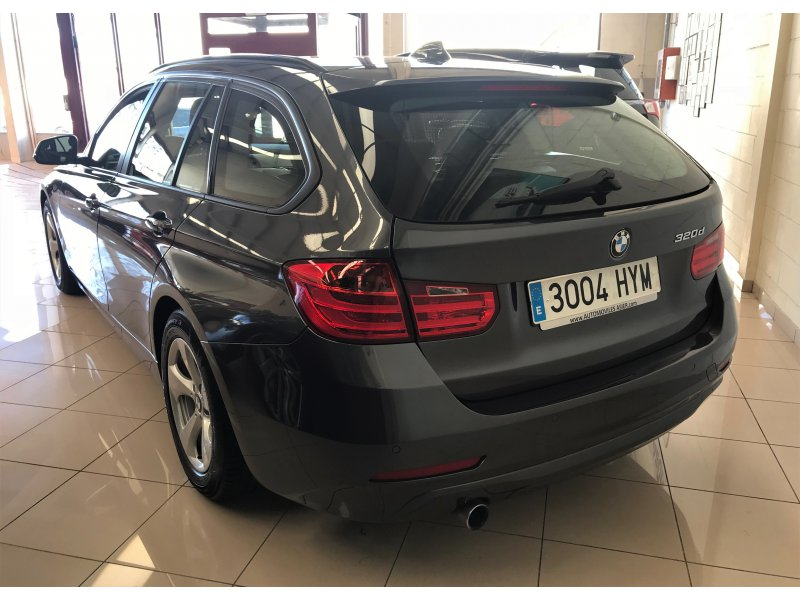 BMW Serie 3 320d 163cv  Efficient Dynamics Touring