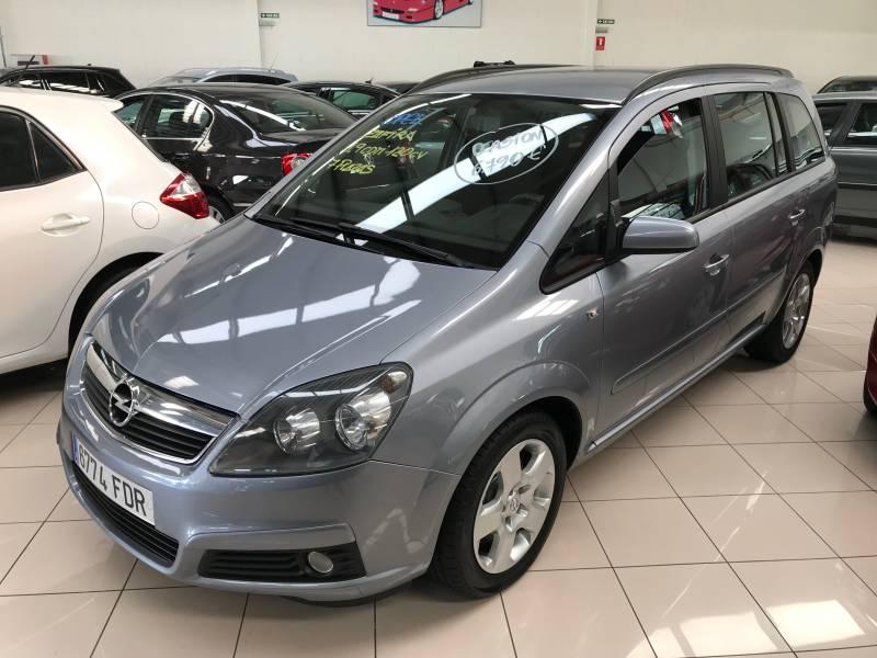Opel Zafira 1.9 CDTi 120cv Enjoy