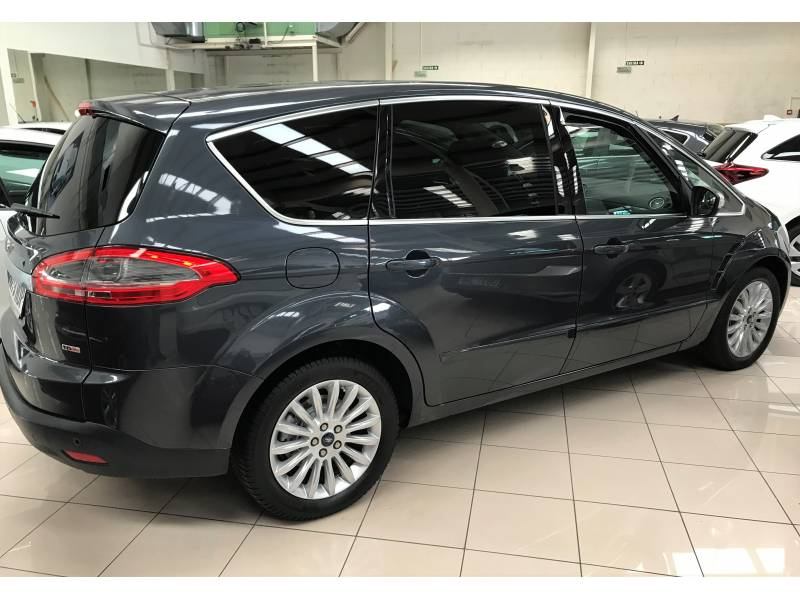 Ford S-MAX 2.0 TDCi 140cv Titanium 7 Plazas