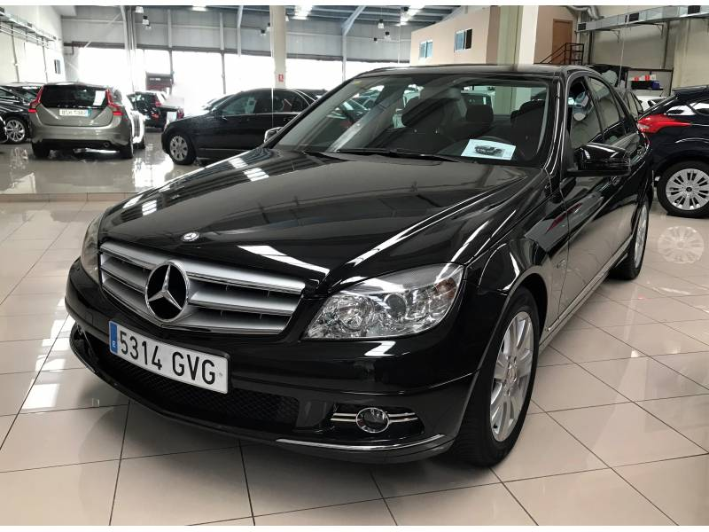 Mercedes-Benz Clase C 180 Kompressor 156cv Blue Efficiency