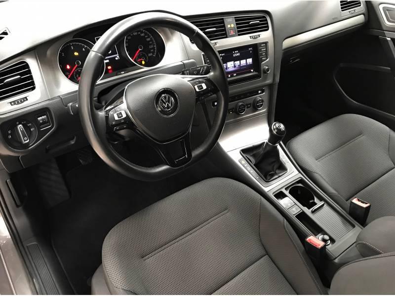 Volkswagen Golf 1.6 TDI 110cv Variant Bluemotion
