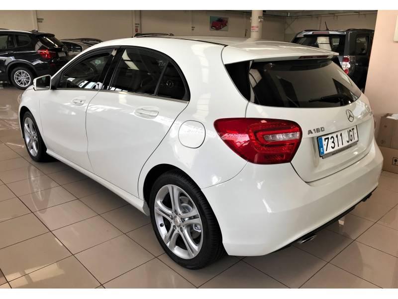 Mercedes-Benz Clase A (VENDIDO)