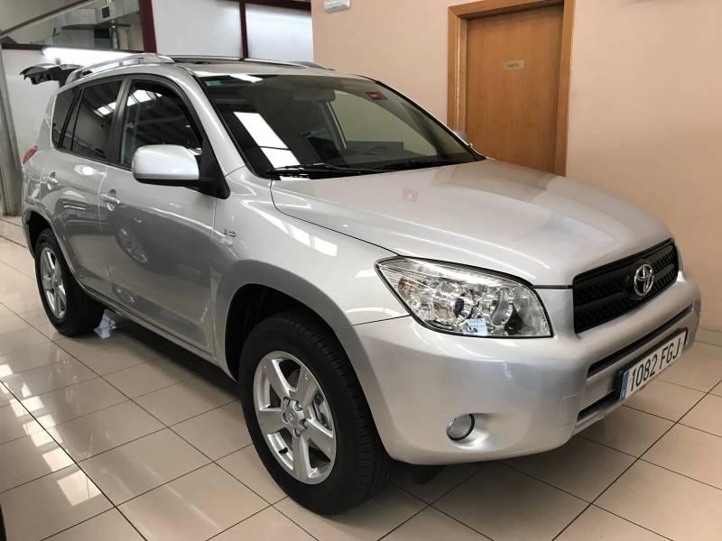 Toyota Rav4 2.2 D-4D 136cv 4X4 Sol