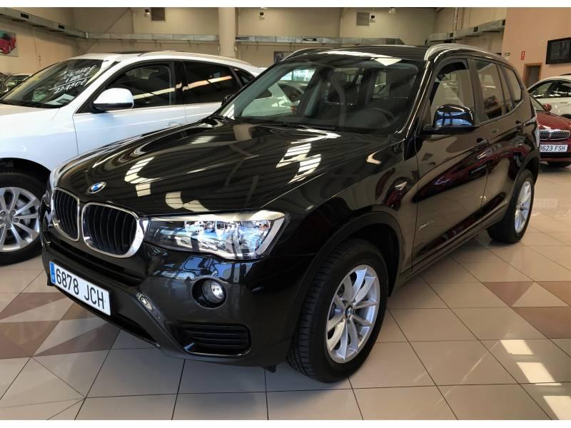 BMW X3 X-Drive 20d 190cv