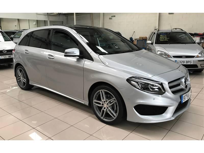 Mercedes-Benz Clase B (VENDIDO)