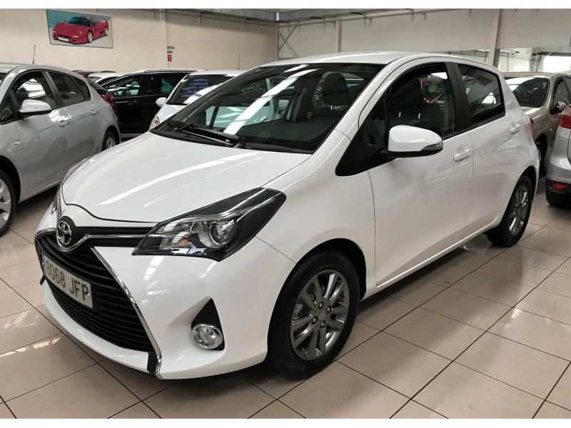 Toyota Yaris 1.4d 90cv 6vel Active