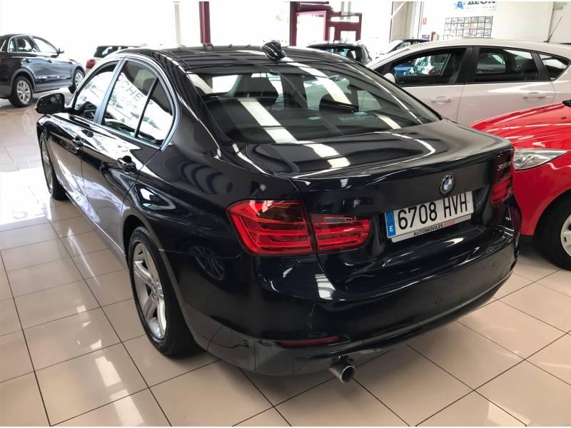 BMW Serie 3 318d 143cv Steptronic 8vel.