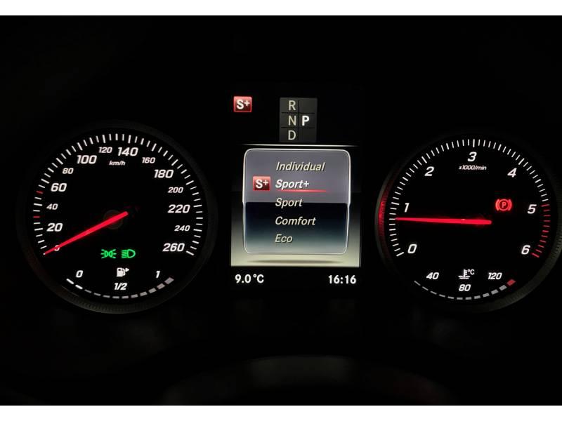 Mercedes-Benz Clase C 220d 9G-Tronic 170cv AMG Line