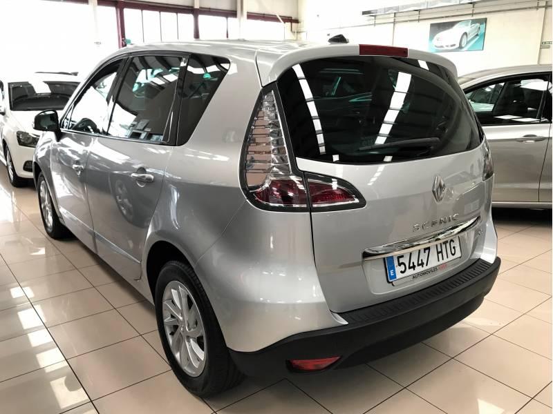 Renault Scénic Energy dCi 110 eco2 Dynamique