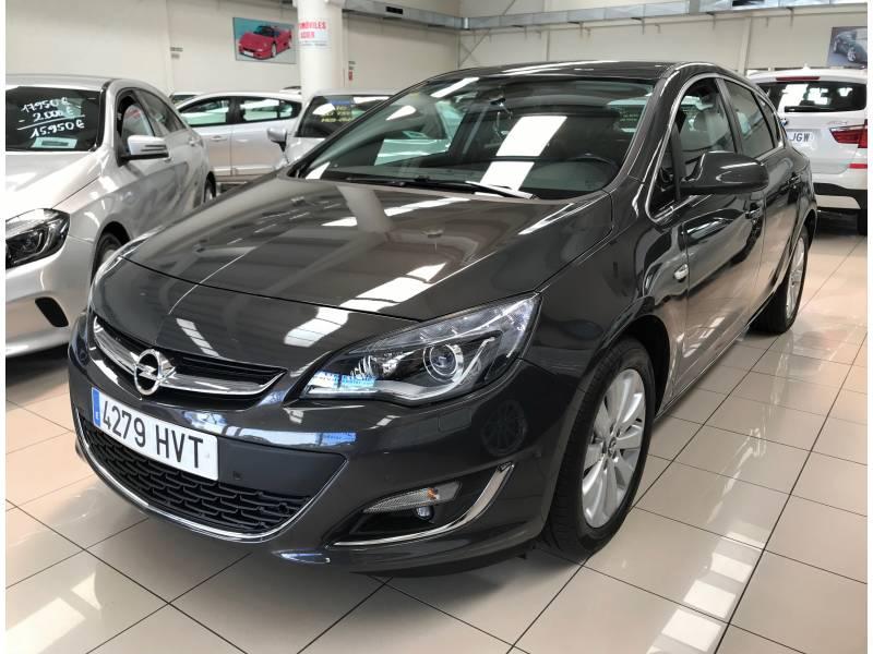 Opel Astra 1.7 CDTi 130cv Excellence