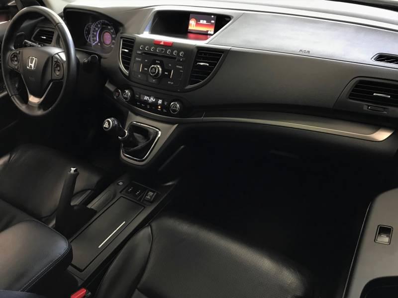 Honda CR-V (VENDIDO)