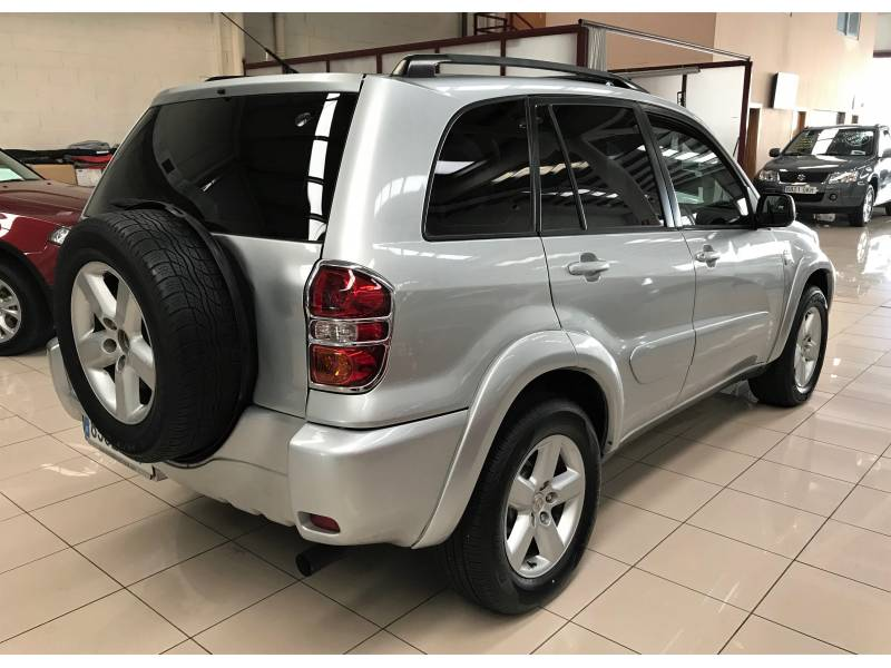 Toyota Rav4 (VENDIDO)