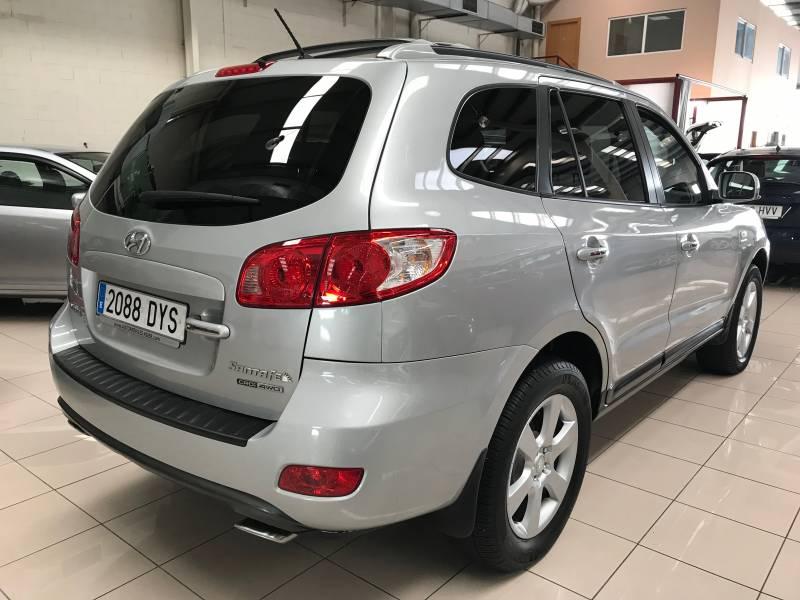 Hyundai Santa Fe 2.2 CRDi VGT Automatico Style