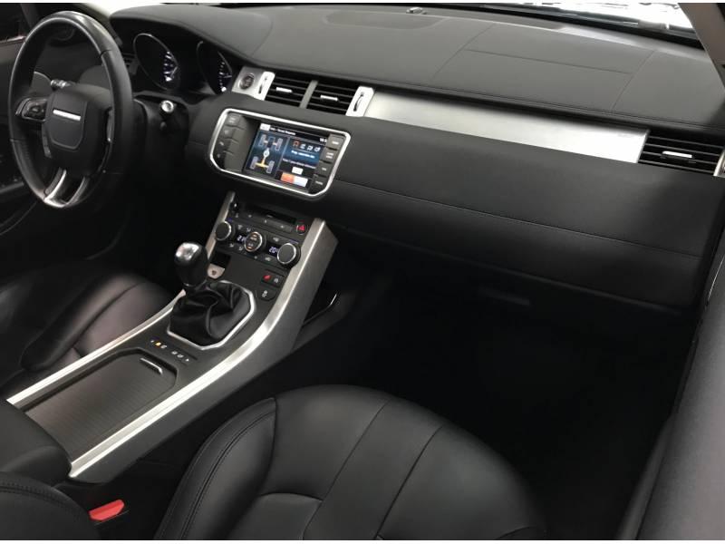 Land Rover Range Rover Evoque (VENDIDO)