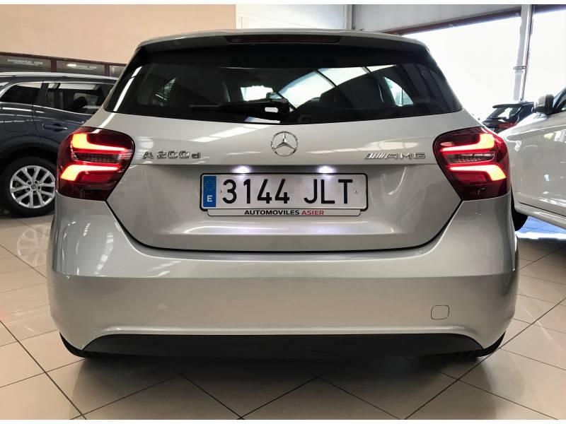 Mercedes-Benz Clase A 200d 136cv Urban