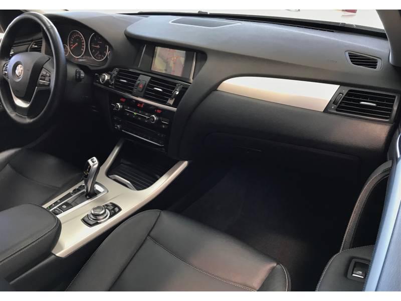 BMW X3 xDrive20d Aut. 8vel