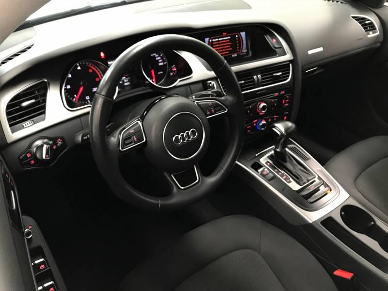 Audi A5 2.0 TDi 177cv Aut 8vel Sportback