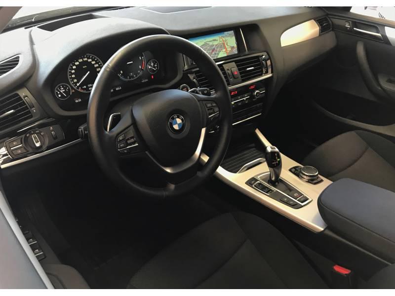 BMW X4 xDrive20d Aut. 8vel