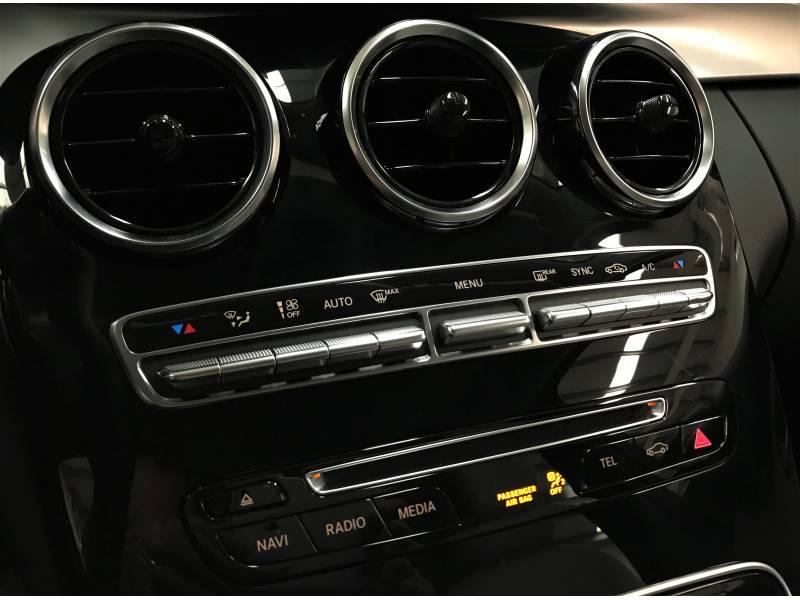 Mercedes-Benz Clase C 220d 170cv Sportive Avantgarde