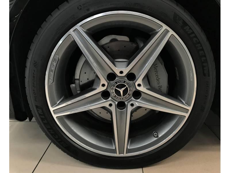 Mercedes-Benz Clase C (VENDIDO)