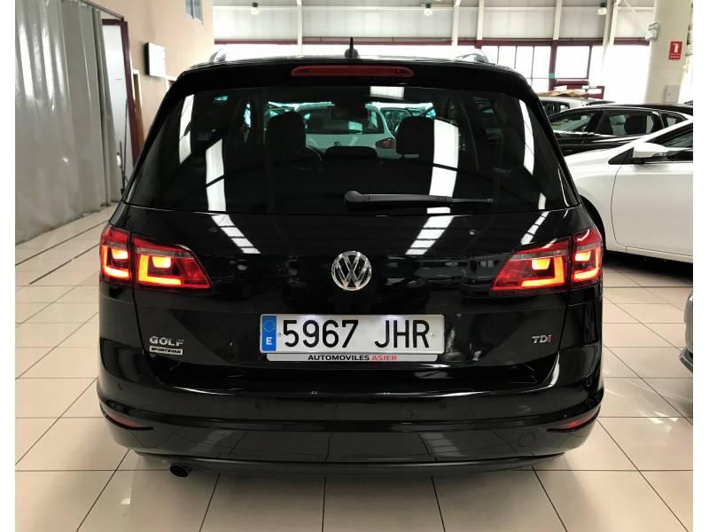 Volkswagen Golf Sportsvan 1.6 TDI 110CV BMT DSG Sport