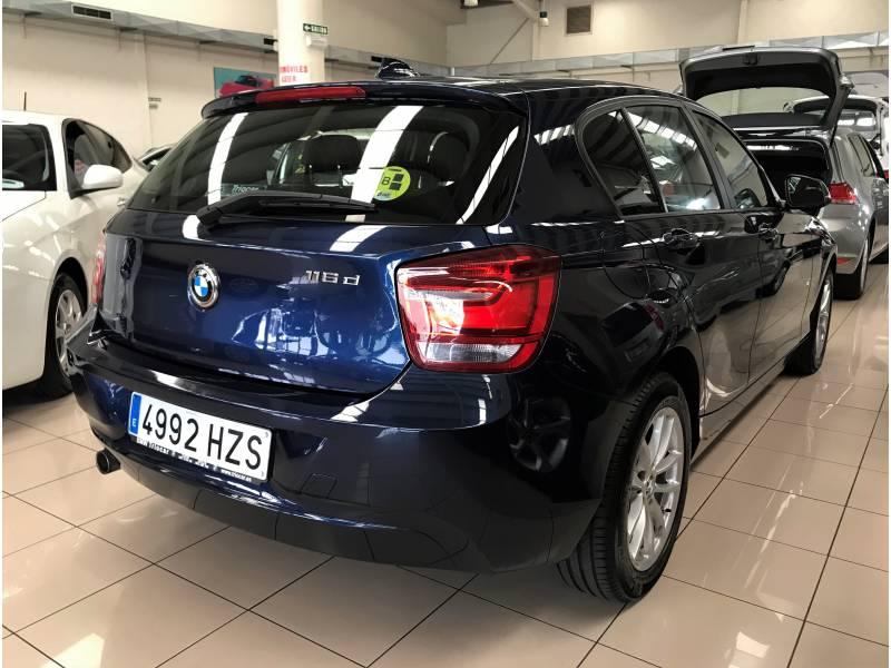 BMW Serie 1 116d (2.0d) 116cv