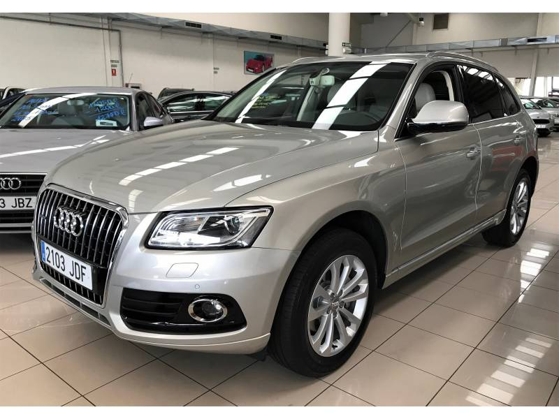 Audi Q5 2.0 TDI 177cv quattro S-Tronic Advanced edition
