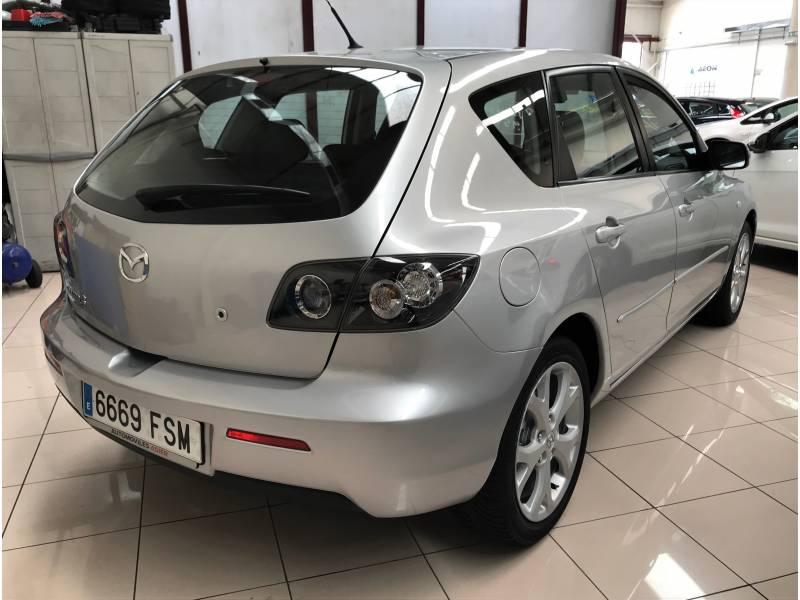 Mazda Mazda3 1.6 CRTD 110cv Active +